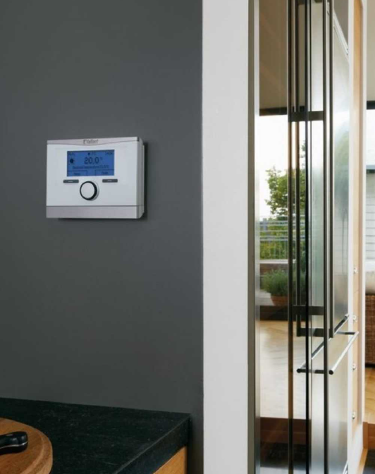 How To Connect Room Thermostat To Vaillant Boiler