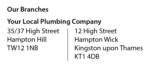 Your Local Plumbing Company